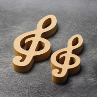 Music Notes (Treble Clef) Craft Shapes 18mm Thick