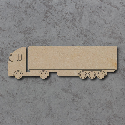 Lorry Craft Shapes