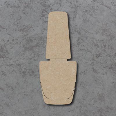 Nail Varnish Craft Shapes