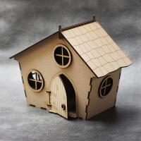 3D Fairy House Craft Kit (Large)