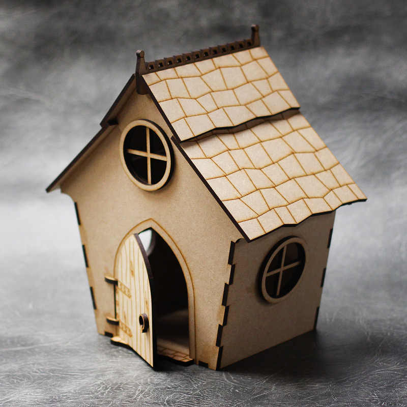 3D Fairy House Craft Kit (Small)