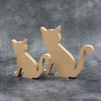 Cat Craft Shapes 18mm Thick