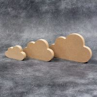 Cloud Craft Shapes 18mm Thick