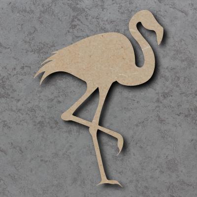 Flamingo Craft Shapes