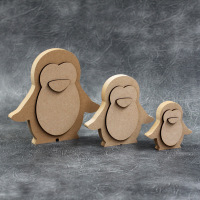 Penguin Craft Shapes 18mm Thick