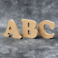 Freestanding Letters (Cooper font) 18mm Thick