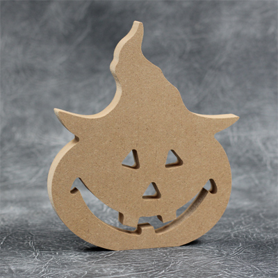 Pumpkin Head 18mm Thick Craft Shapes
