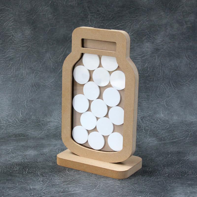 3d Wooden Craft Shapes