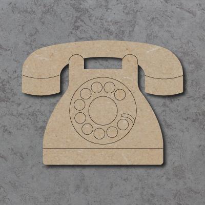 Phone B Craft Shapes