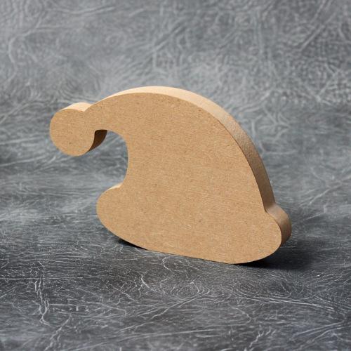 Santa Hat Craft Shapes 18mm Thick