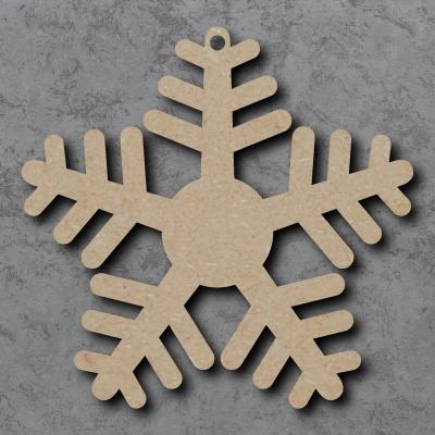 Snowflake 04 Craft Shapes