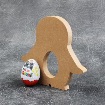 Penguin Kinder Egg Holder 18mm Thick