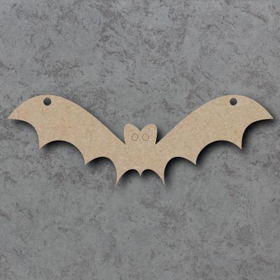 Bat mdf craft shapes