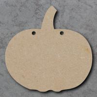 Pumpkin A Blank Craft Shapes