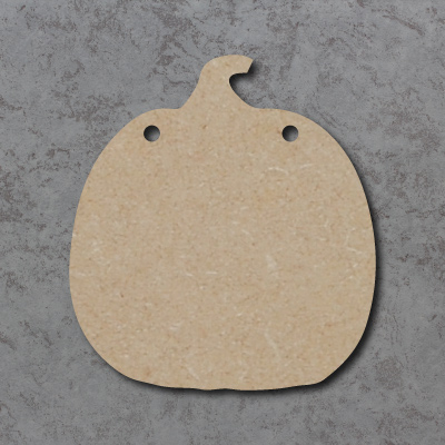 Pumpkin B mdf Craft Shapes