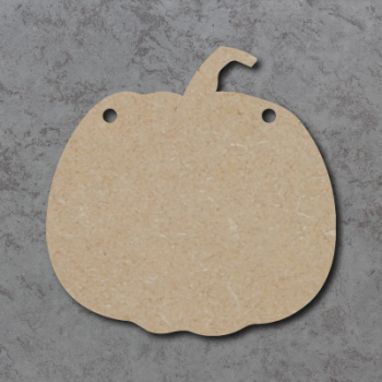 Pumpkin C mdf Craft Shapes