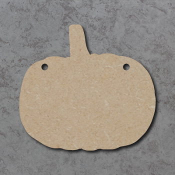 Pumpkin D mdf Craft Shapes