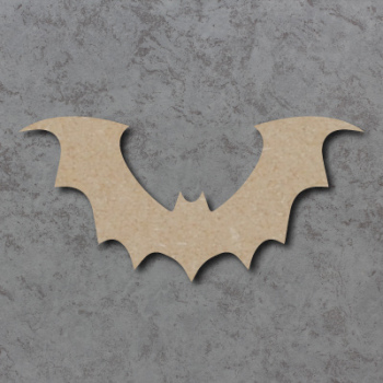 Bat B mdf craft shapes