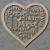 Heart Words Sign