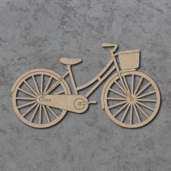 Vintage Bicycle Craft Shapes