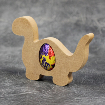 Dinosaur Creme Egg Holder 18mm Thick
