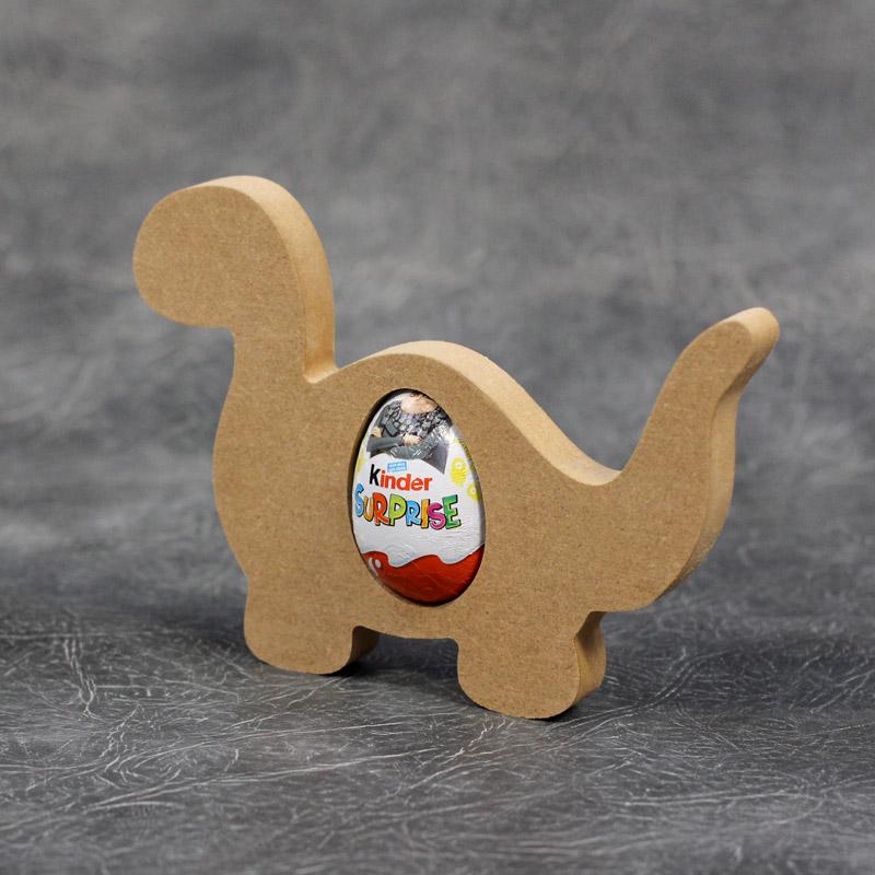 Dinosaur Kinder Egg Holder 18mm Thick