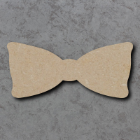 Bow 02 Blank Craft Shapes - Suitable for Kinder and Creme Egg bunny
