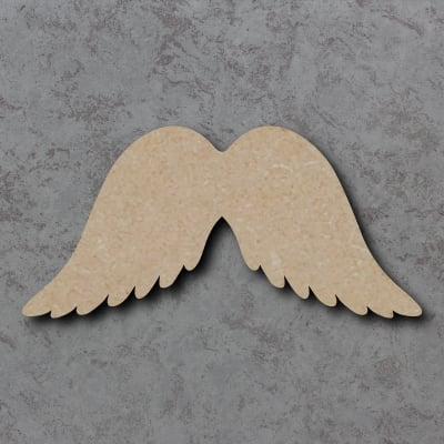 Angel Wing Craft Shapes
