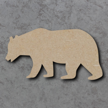Polar Bear Craft Shapes