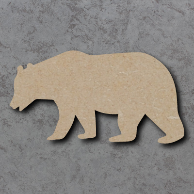 Polar Bear Craft Shapes