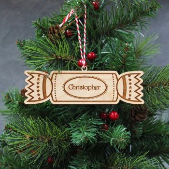 Christmas Cracker - Personalised