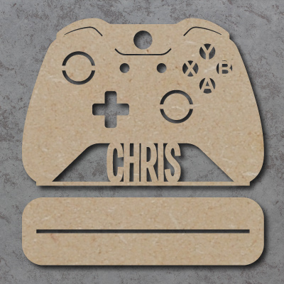 Personalised Game Pad Freestanding Signs
