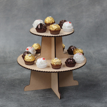 Ferrero Rocher Carousel display stand kit - 2 Tier