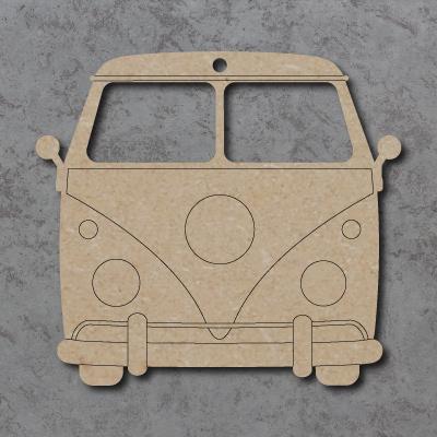 Camper Van - Front Profile