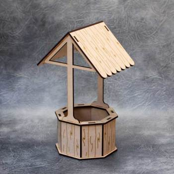 3D Wishing Well Craft Kit