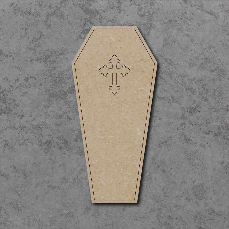 Coffin Craft Shapes