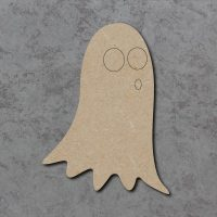 Ghost Detailed Craft Shapes
