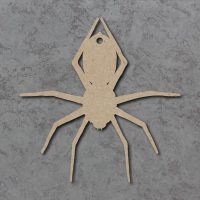 Spider Hanging Blank Craft Shapes