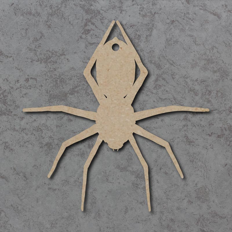 Spider Hanging Craft Shapes