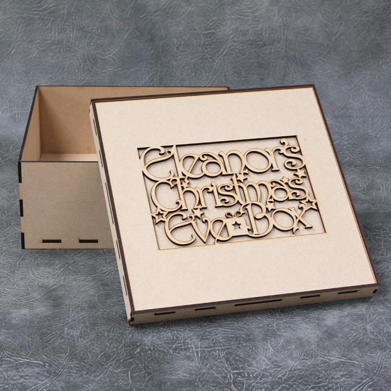 Personalised Christmas Eve Box Kit 30cm x 30cm