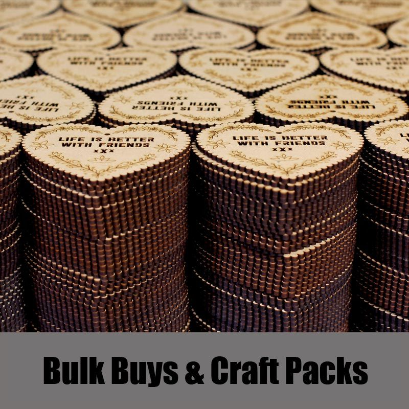 **Bulk Buy & Craft Packs**