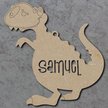 Personalised Dinosaur Craft Shapes T-Rex