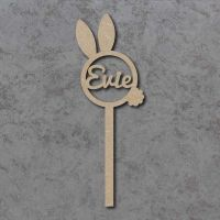 Easter Bunny Personalised Wands