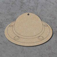 UFO Detailed Craft Shapes