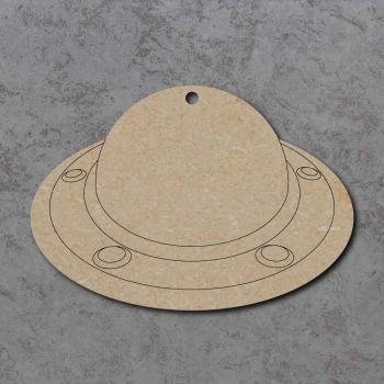 UFO Craft Shape