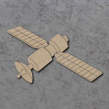 Satellite Craft Shape