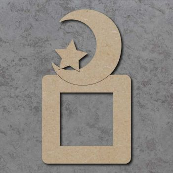 Moon & Star Lightswitch Surround