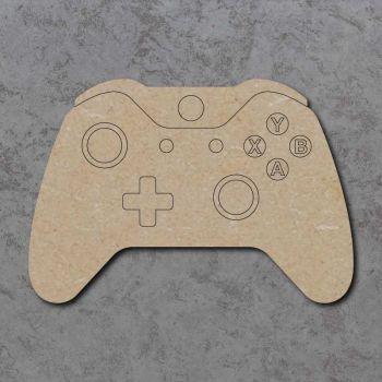 Xbox Controller Detailed Craft Shapes
