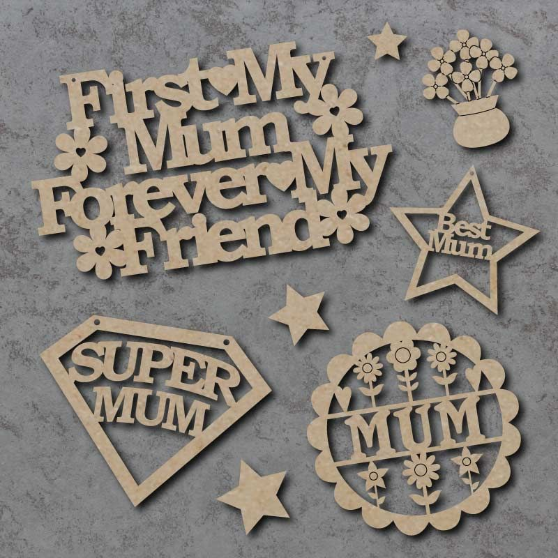 Craft Shop Mothers Day Products