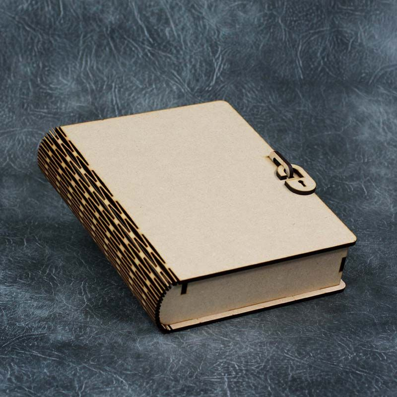 Folding Book Box - A5 size